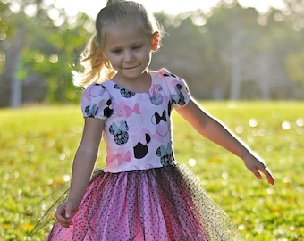 Pippa Dress PDF Sewing Pattern
