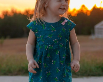 The Eloise Dress PDF Sewing Pattern