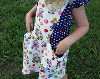 Penny Dress PDF Pattern