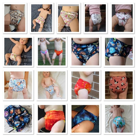Os Versa Side Snap Cloth Diaper Pdf Pattern Both Trim And Full Cut One Size The Happy Hippos Fits 10 48lbs Ai2 Aio Fitted Pocket Cover