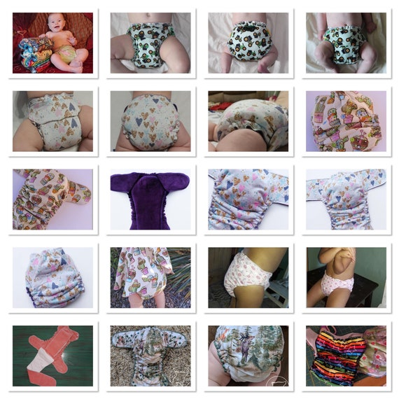 Os Versa Serged Side Snap Cloth Diaper Pdf Pattern The Happy Hippos Fits 10 48lbs Ai2 Ai1 Fitted Pocket