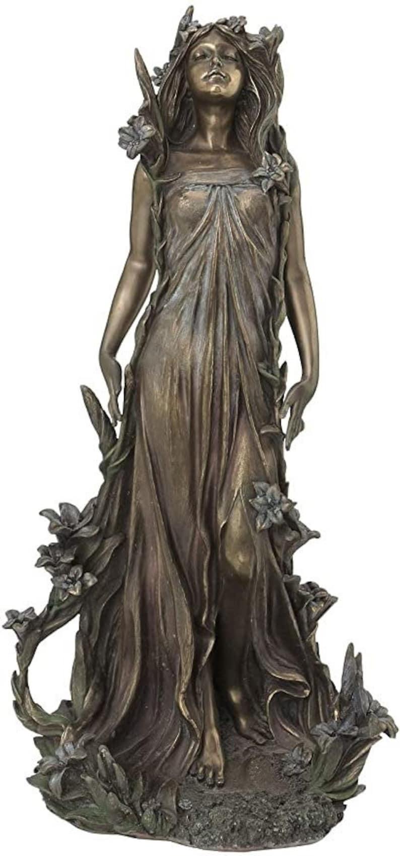 Aphrodite Greek Goddess of Love Beauty and Fertility ...