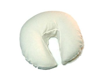 Oakworks AeroCel Style Cotton Flannel Massage Face Pad Cover