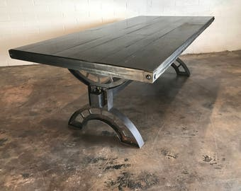 industrial dining table. Industrial Dining Table T
