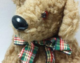 Mr Bean's teddy bear