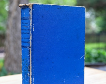 Fortune Telling For Fun and Popularity by Paul Showers / Vintage 1940's Mystical Book