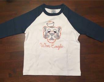 Vintage Aubie Shirt