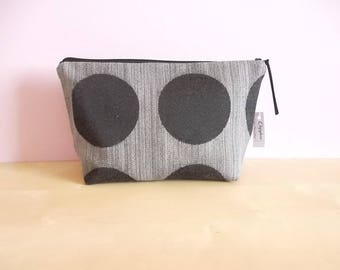 toiletry bag, washable Interior, interior pockets - father's day