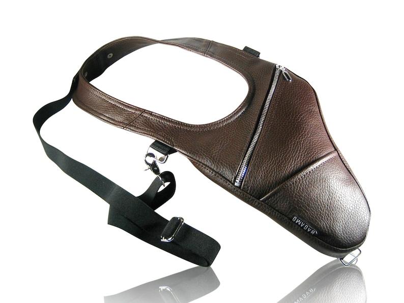 Revolverbag LOUIS 2.0 holster bag mens shoulder image 0