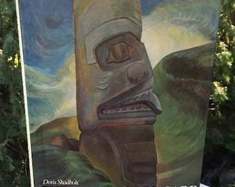Signed Early 1979 Copy of 'The Art of Emily Carr' by Doris Shadbolt