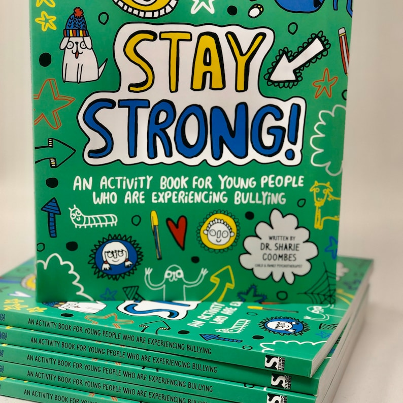 Stay Strong Book  Illustrator Katie Abey  novel  kid's image 0