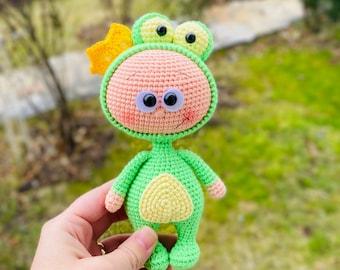 Ravelry: Baby Yoda Amigurumi pattern by LarissaMaced ... | 270x340