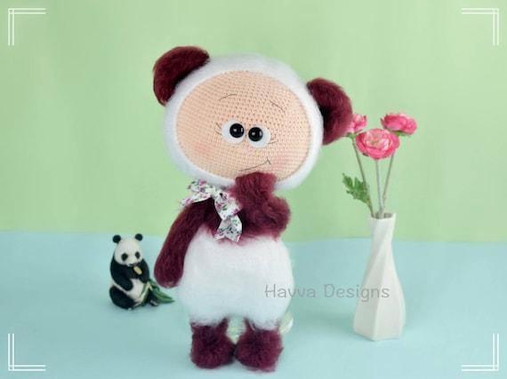 20 Amigurunmi Crochet Sheep Toy Softies Free Pattern | 428x570