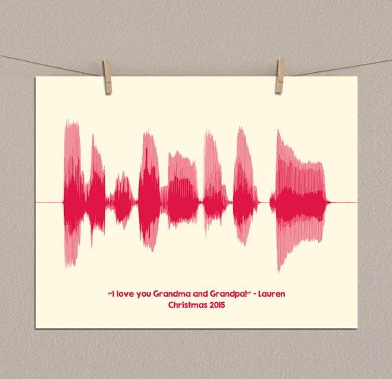 Etwas Neues genug Weihnachtsgeschenke für Oma Stimme Kunst Nana Geschenk von   Etsy &SG_28