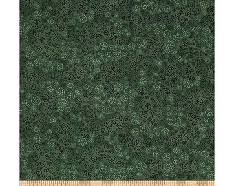Clearance Sale~Essentials Sparkles Forest Fabric