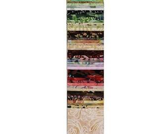 Heirloom~Judy Neimeyer Jelly Roll Strips - 48, 2.5in x 44in Cotton Strips By Timeless Treasures