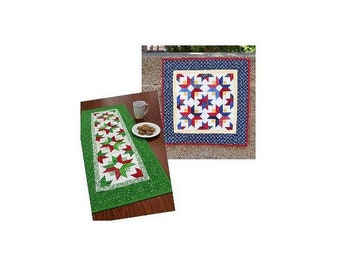 Pattern Daybreak ~Mini ~Use With 1 1/2in Strips By Cozy Quilt Designs,