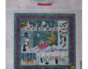 Mckenna Ryan Heaven And Nature Sing 6 Quilt Pattern Set