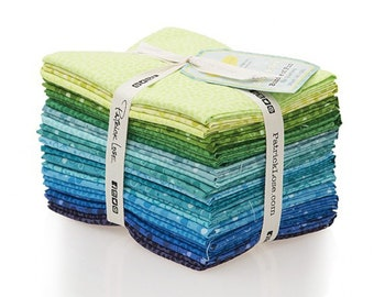 Land And Sea~ 20 Precut Cotton Fat Quarters 18in x 21in By Patrick Loose