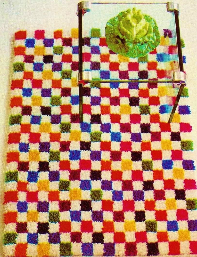 Latch Hook Patterns New Decoration