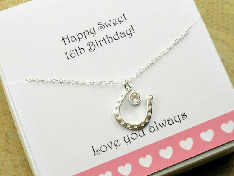 Sweet 16 Birthday Gift  Birthday Gift for Girl  Daughter image 0
