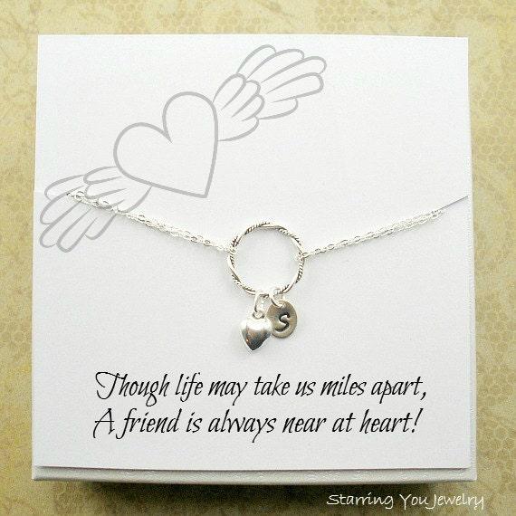 Friendship Bracelet Long Distance Gifts