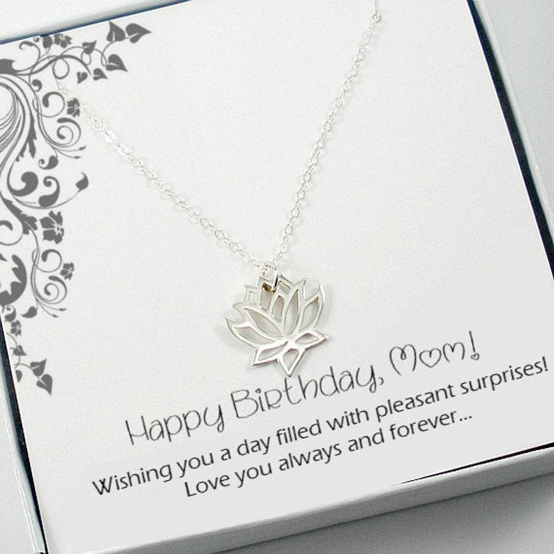 Regali Di Compleanno Per La Mamma Madre Regalo Di Compleanno Etsy
