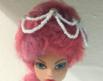 Monster High doll WIG - Victorian Style