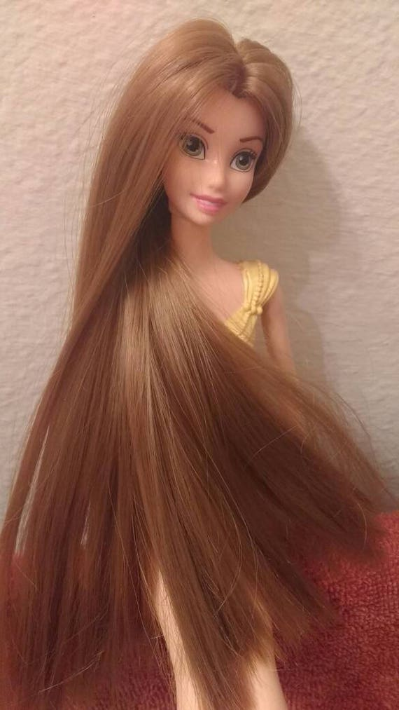 Mature barbie blond