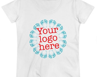 Holistic therapist, Reflexology, Customise T-shirt, Organic cotton, gift, T-shirt, alternative