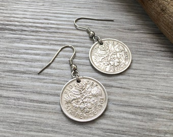 STERLING SILVER EARRINGS FRENCH CLIP SOLID 925 E000057