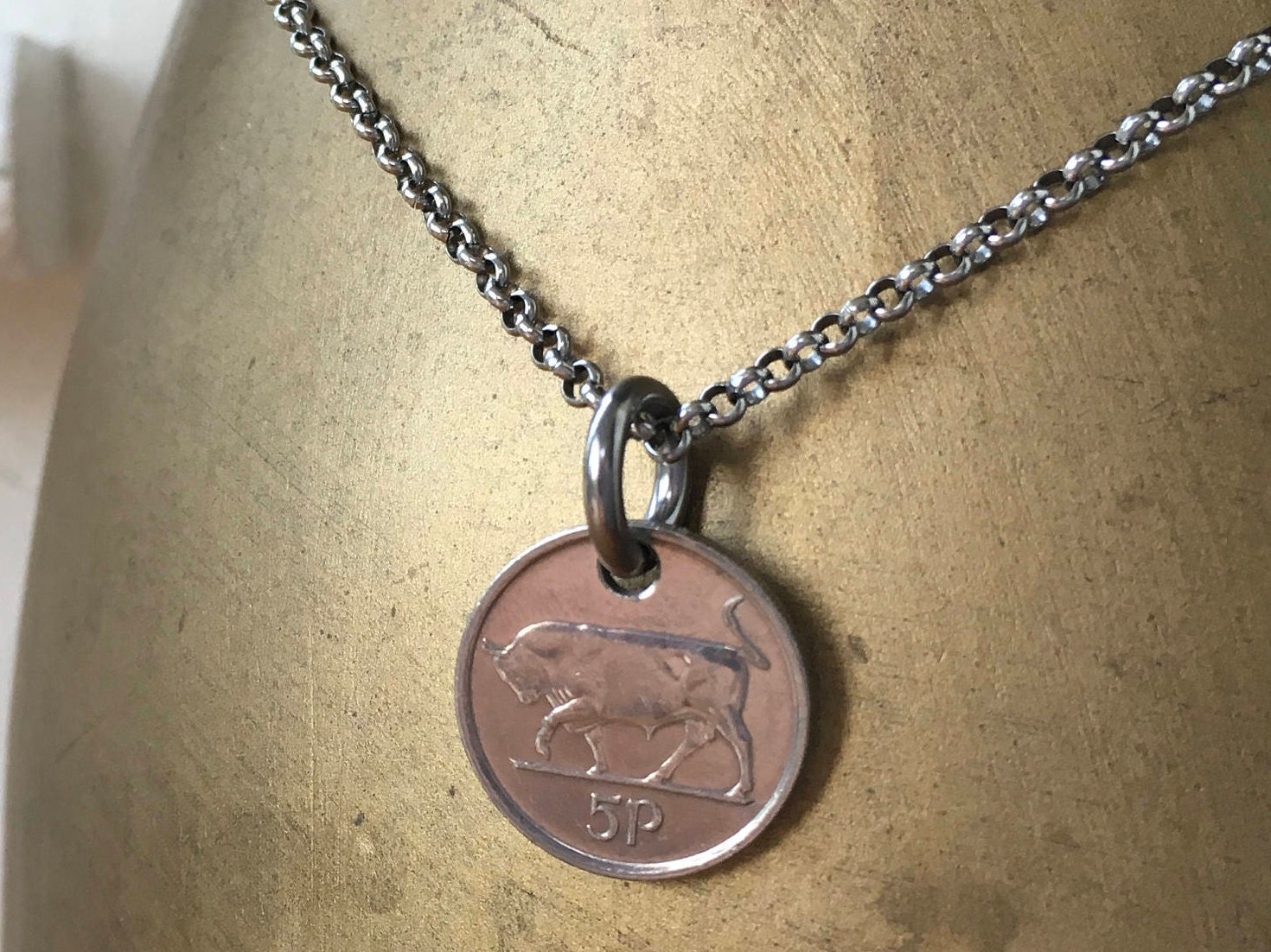 23rd Anniversary Gifts For Men: 23rd Or 24th Birthday Gift, 1995 Or 1996 Irish Coin