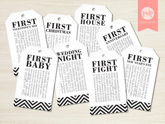 graphic about Printable Wine Tags for Bridal Shower Gift known as Electronic Record: Printable Bridal Shower Relationship Milestone Wine Tags with Poems for Wedding day Wine Reward Basket - Preset of 8 (Custom-made)