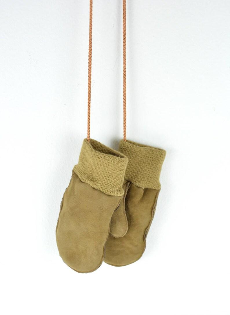 6b9ed09ef3d1da Leder Handschuhe Geschenk für junge Kinder Handschuhe   Etsy