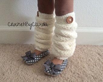 The Bea Leg Warmer/ Crochet Leg Warmer/ Crochet Dance Leg Warmers/Ballet Leg Warmer/Made to Order