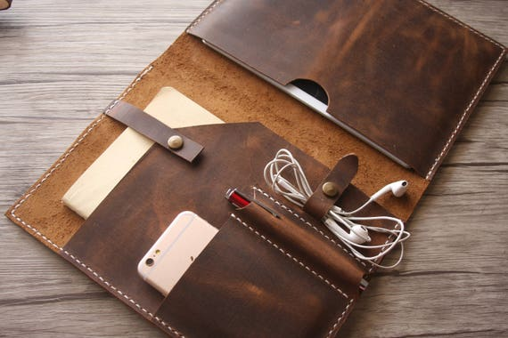 Laptop Bag for women Personalized Laptop Case Leather  8f82a75608