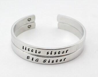 ensemble de s urs bracelet bracelets de soeur pour deux etsy. Black Bedroom Furniture Sets. Home Design Ideas