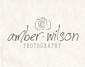 Photography Logo Design Photography Watermark Camera Logo Etsy