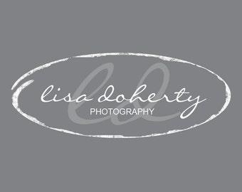 Photography logo design DIY logo photography watermark camera logo. Instant download digital download psd file