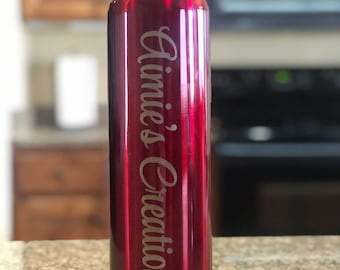 Add a Name to your water bottle!