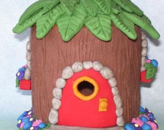 Fairy houses, faerie houses, garden decor, fairy gardens, terrarium decor, miniature houses