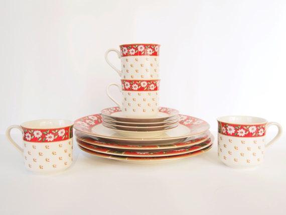 image 0 - Cheap Christmas Dinnerware Sets