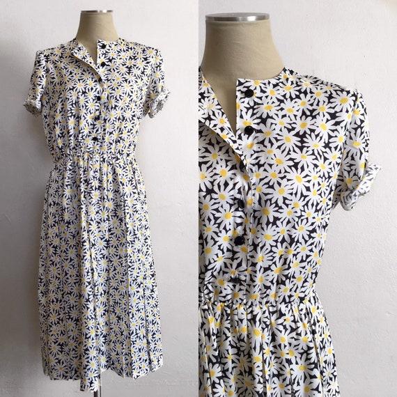1960s Daisy Mae Dress