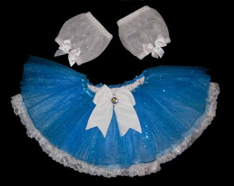 TOWN DRESS tutu . Little Girls to Adults Plus Size  . Running Tutu . Short Length 11in by The Tutu Factory USA ™
