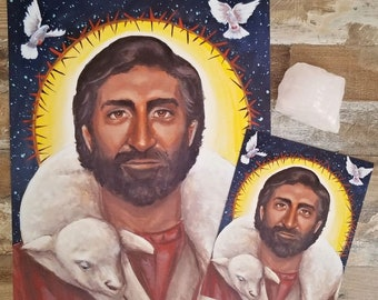Jesus 8 x 10 Print