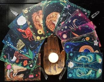 Zodiac Card Set