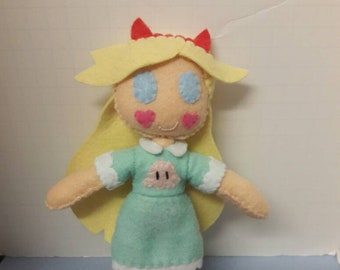 Star Butterfly From Vs The Forces Of Evil