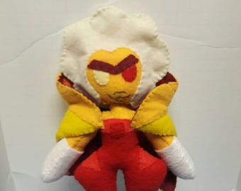 Hessonite from Steven Universe Save The Light
