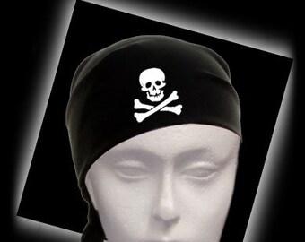 Skull and Crossbones Pirate Bandana / Scarf