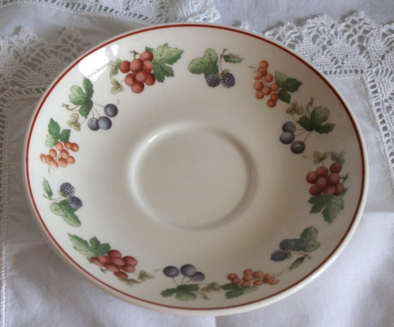 WEDGWOOD PROVENCE QUEENSWARE LID TO SUGAR BOWL EXCELLENT